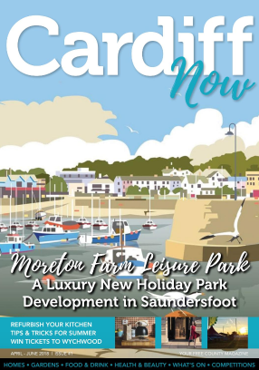 April to June 2018 Cardiff Now Magazine Issue