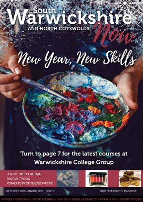 South Warwickshire Now Magazine Dec 2018 /Jan 2019