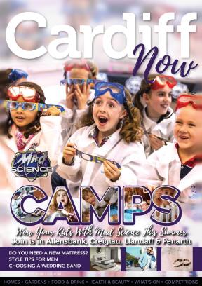 Cardiff Now Magazine July 2018