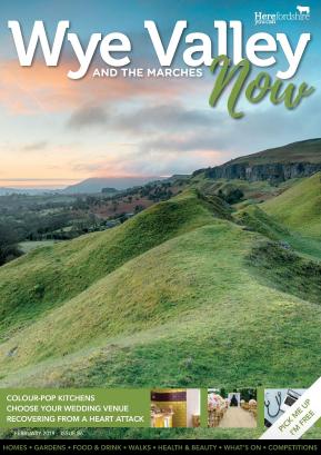 Wye Valley Now Magazine February 2019
